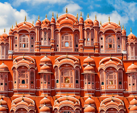 Breath-taking Hawa Mahal aka the Wind palace, Jaipur