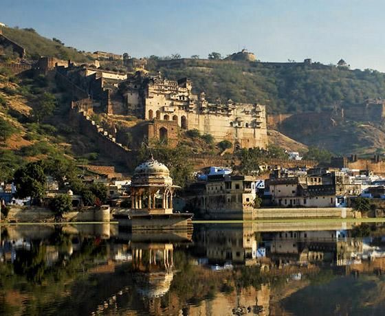 Luxury Rajasthan Tours Taragarh Fort, Bundi